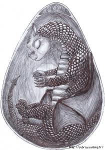 oeuf de dragon