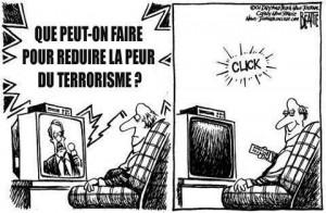 peur terrorisme